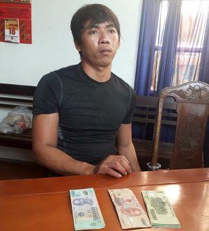Bắt giữ một thuyền viên trộm tiền của chủ tàu cá