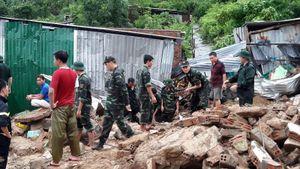 Mưa lớn gây hậu quả đặc biệt nghiêm trọng tại Nam Trung bộ