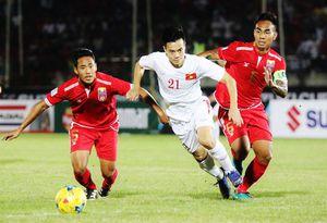 Đội tuyển Myanmar -Đội tuyển Việt Nam: 'Quyết chiến' cho tấm vé bán kết AFF Cup