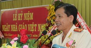 Trường Văn hóa II kỷ niệm 36 năm ngày nhà giáo Việt Nam