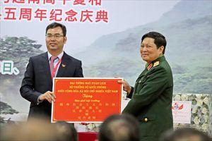 Đưa quan hệ hữu nghị Phục Hòa - Long Châu lên tầm cao mới