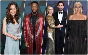 Nicole Kidman, Lady Gaga, Dương Tử Quỳnh và nhiều ngôi sao tỏa sáng tại Governors Awards 2018