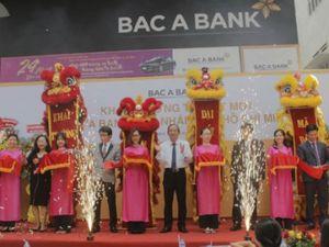 BAC A BANK khai trương trụ sở mới-Bước phát triển ấn tượng tại TP.HCM