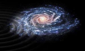 'Sửng sốt' thiên hà 'ma' xuất hiện gần Milky Way