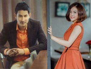'Cặp đôi điện ảnh' Vân Trang - Huy Khánh tái hợp trên sàn catwalk