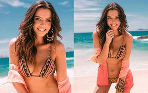 Cận cảnh cô gái nóng bỏng như hoa hậu khiến Neymar lần thứ 5 bỏ rơi siêu mẫu