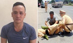 Thông tin bất ngờ từ đối tượng đâm hai chiến sỹ CSGT Thái Bình trọng thương