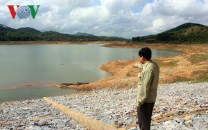 Giữa mùa mưa, nông dân Quảng Nam 'khát' nguồn nước tưới