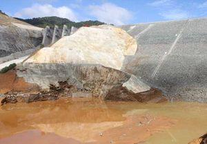 2 năm sau sự cố vỡ đường dẫn, Thủy điện Sông Bung 2 chính thức tích nước trở lại