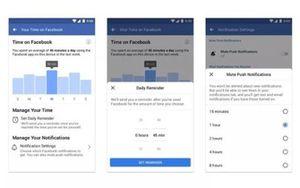 Bạn có đang nghiện Facebook? Tính năng mới của Facebook sẽ giúp bạn biết điều đó