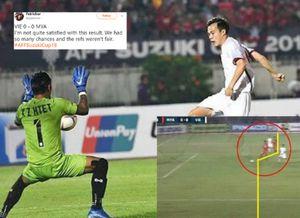 Báo chí châu Á khẳng định trọng tài sai khi từ chối bàn thắng của Việt Nam