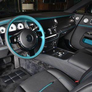 'Hiếm có, khó tìm' như Rolls-Royce Black Badge Wraith Adamas