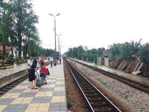 Tết Dương lịch đường sắt chạy thêm 48 đoàn tàu