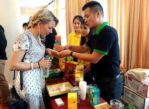 Xây dựng văn hóa thương hiệu chè Việt