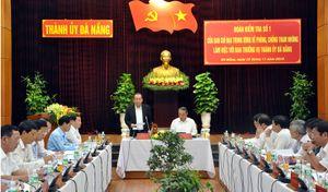 Phó Thủ tướng Thường trực Chính phủ Trương Hòa Bình: - Đà Nẵng sớm báo cáo về việc thu hồi tài sản liên quan đến Phạm Công Danh