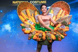 'Bánh mì' của H'Hen Niê và loạt trang phục dân tộc kỳ lạ nhất từ trước tới nay
