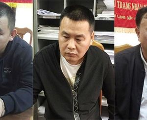 Bắt 3 đối tượng người nước ngoài bị truy nã quốc tế