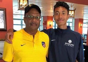 Cầu thủ Việt kiều Mỹ cao 1m88 mơ được khoác áo CLB HAGL