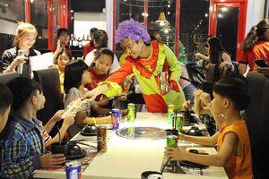 Tổ chức tìm hiểu nghề đầu bếp cho gần 35 trẻ cô nhi