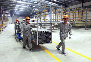 Đẩy mạnh sản xuất công nghiệp cuối năm