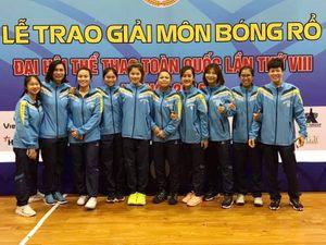 Quảng Ninh giành HCĐ môn bóng rổ