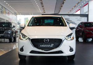 Chi tiết Mazda2 mới vừa về đại lý tại Hà Nội