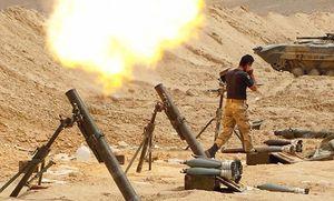 Quân đội Syria dội hỏa lực đáp trả việc phiến quân dùng vũ khí hóa học tấn công dân thường