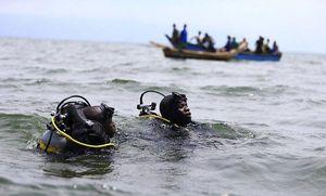 Lật thuyền trên hồ Victoria, 10 người thiệt mạng