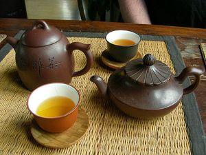 Uống trà cần biết xem
