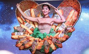 H'hen Niê tiết lộ thời khốn khó giữa tranh cãi quốc phục 'Bánh mì'