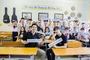 Sao Hàn kêu gọi lên tiếng và hành động phòng, chống bạo lực học đường