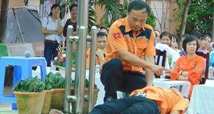 Trang bị kỹ năng phòng chống đuối nước cho học sinh ở Sóc Trăng
