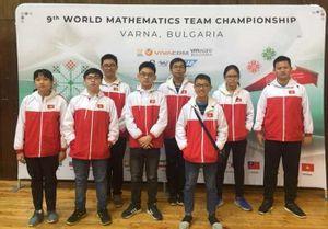Việt Nam đạt kết quả cao tại cuộc thi Vô địch Toán thế giới