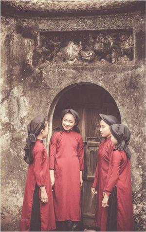 Những cô gái làng Xoan