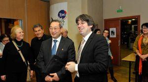 Pháp bắt quan chức Thượng viện bị nghi làm gián điệp cho Triều Tiên