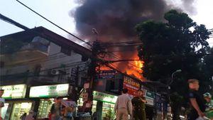 Vụ cháy gần bệnh viện Nhi: Khởi tố chủ nhà trọ giá rẻ