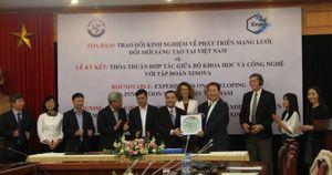 Bộ Khoa học và Công nghệ bắt tay Tập đoàn Xinova thành lập Trung tâm Đổi mới sáng tạo