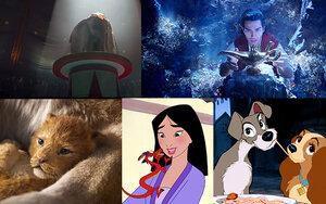 Danh sách những phim hoạt hình của Disney sắp có bản live-action trong tương lai sắp tới (Phần 1)
