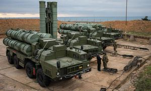 Sau 'va chạm' tàu chiến với Ukraine: Nga triển khai thêm S-400 đến Crimea