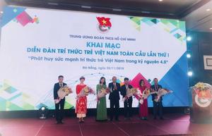 Diễn đàn Trí thức trẻ Việt Nam toàn cầu: Kênh tham vấn mới của Chính phủ