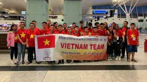 Học sinh Việt Nam đạt thành tích xuất sắc tại kỳ thi Khoa học quốc tế ISC 2018