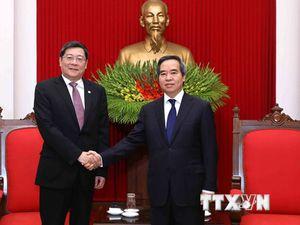 Tăng cường hợp giữa Hồ Nam của Trung Quốc với các địa phương Việt Nam