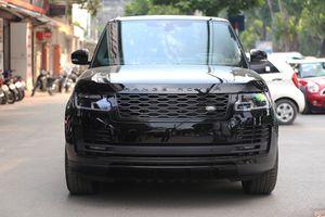 Chi tiết mẫu SUV hạng sang Range Rover HSE 2019 tại đại lý ở Hà Nội