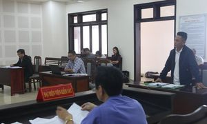 Xét xử kỳ án 8 năm kiện Công ty CP ôtô Trường Hải