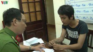 Bắt tạm giam đối tượng gây ra 5 vụ trộm tại Thừa Thiên-Huế