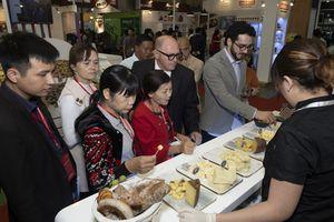 Phô mai Mỹ chinh phục thực khách Hà Nội với sự đa dạng và linh hoạt