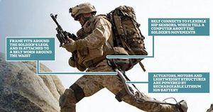 Chạy đua Nga, quân đội Mỹ đầu tư khủng vào giáp sắt kiểu Avengers
