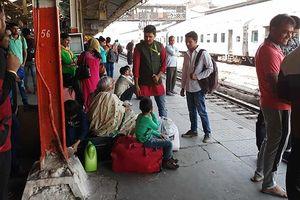 Những cuộc giải cứu trẻ em tại nhà ga đường sắt ở Ấn Độ