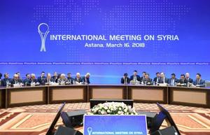 Vũ khí hóa học chia rẽ hòa đàm Syria