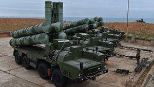 'Rồng lửa' S-400 Nga trực chiến ở Crimea giữa căng thẳng với Ukraine